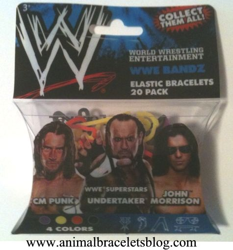 Wwe-bandz-undertaker-pack