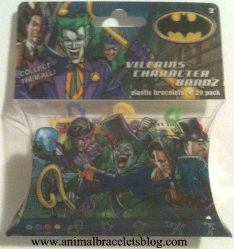Batman-villains-bandz-pack