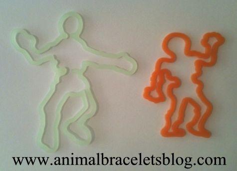 Skeleton-rubber-bands