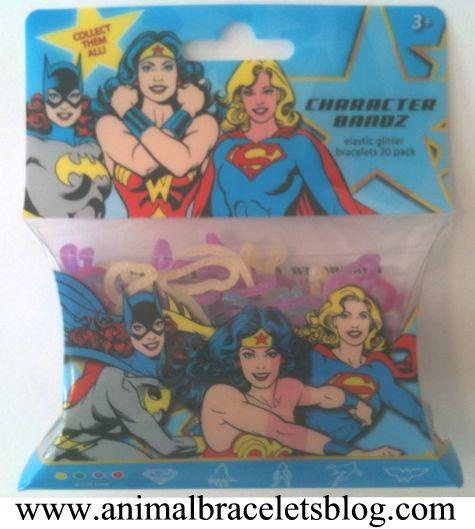 Supergirl-batgirl-wonderwoman-bandz-pack