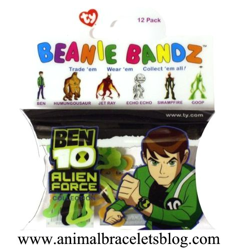 Ben-10-alien-force-beanie-bandz-pack