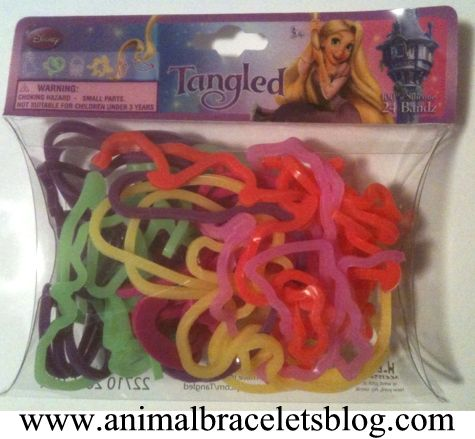 Tangled-bandz-pack