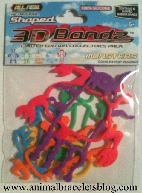 3d-bandz-monsters-pack