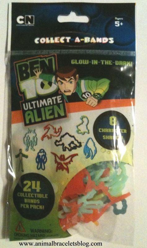 Ben10-collectabands-pack