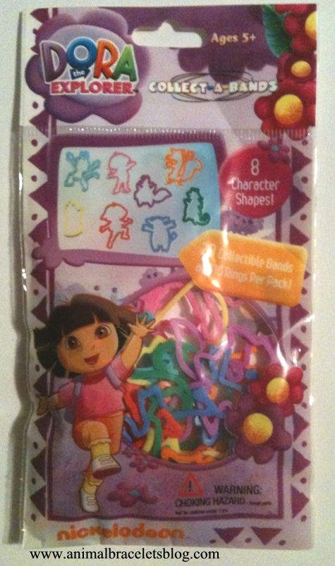 Dora-collectabands-pack