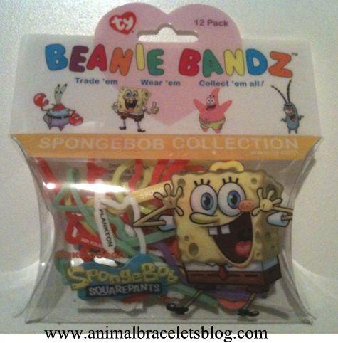 Spongebob-beanie-bandz-pack