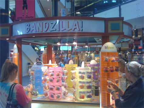 Bandzilla-kiosk