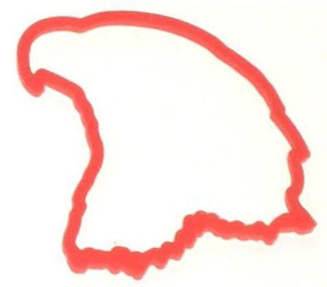 Eagle-mascot-bandz